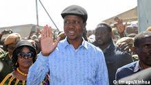 Afrika Sambia Präsident Edgar Lungu
