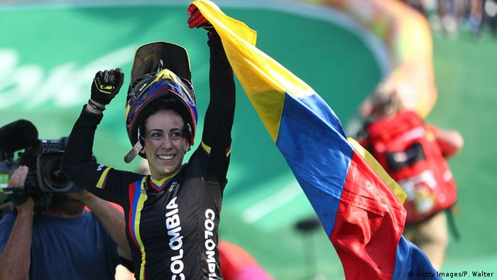 Rio 2016 Olympische Spiele Mariana Pajon
