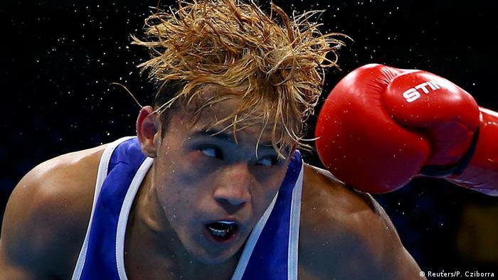 Rio 2016 Olympische Spiele Yoel Finol