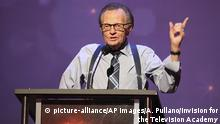 USA Journalist Larry King