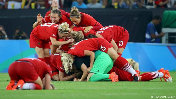 Brasilien Olympische Spiele Rio 2016 – Fußball Frauen Finale - Schweden vs. Deutschland