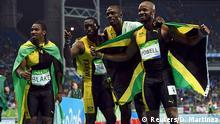 Brasilien Olympische Spiele Rio 2016 – 4 x 100 m Staffel, Männer