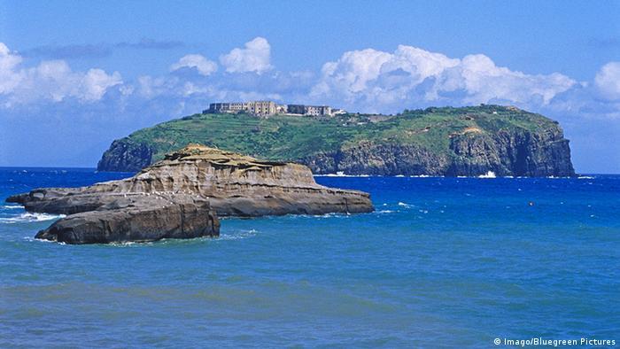 Italien Insel Santo Stefano