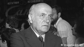 Altiero Spinelli italienischer Politiker (Imago/Leemage)
