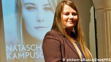 Österreich Natascha Kampusch Buchpräsentation