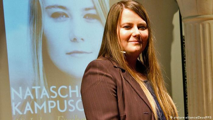 Em segundo livro, Natascha Kampusch fala sobre seus dez anos em liberdade