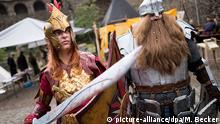 Medieval Fantasy-Convention in Solingen