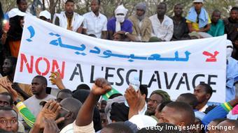 La lutte contre l'esclavage, était le cheval de bataille de de Mohamed Ould Cheikh El Ghazouani pendant la campagne électorale
