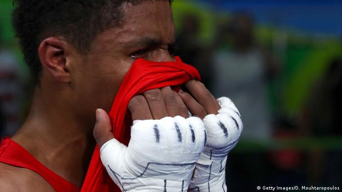 Olympia Rio 16 20 08 Momente Boxen Bantam Shakur Stevenson