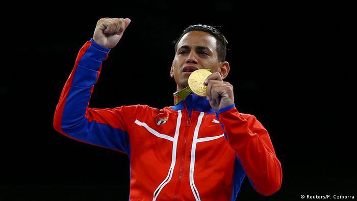 Olympia 2016 Brasilien Rio Boxen Robeisy Ramirez Kuba