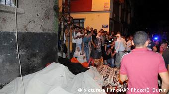 Από την πρόσφατη επίθεση της 20ής Αυγούστου στο Γκαζιαντέπ