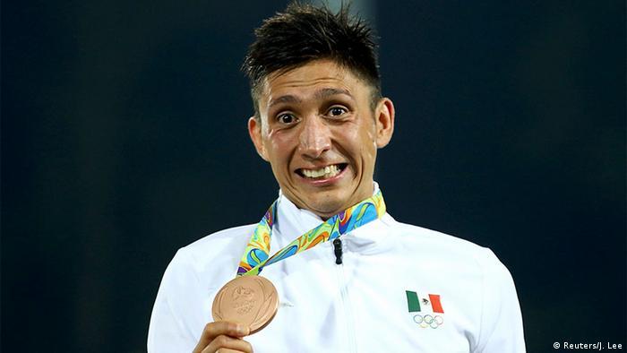 Olympia Rio 16 20 08 Momente Moderner Fünfkampf Reiten Ismael Hernandez