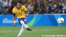 Olympia Rio 16 20 08 Fußball Deutschland Brasilien Finale