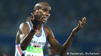 Olympia Rio 16 20 08 Momente 5000 Meter Herren Mo Farah