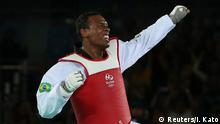 Olympia Rio 16 20 08 Taekwondo Maicon Siqueira