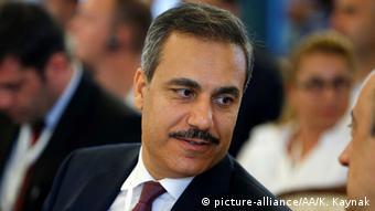 Hakan Fidan Direktor türkischer Nachrichtendienst