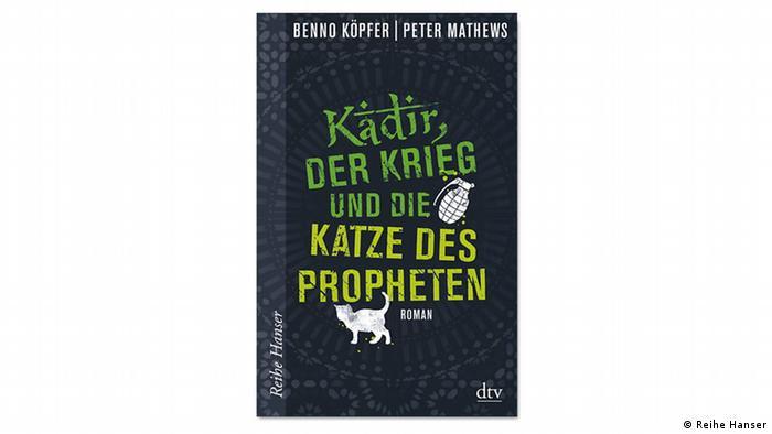 Omot knjige Kadir, rat i prorokova mačka