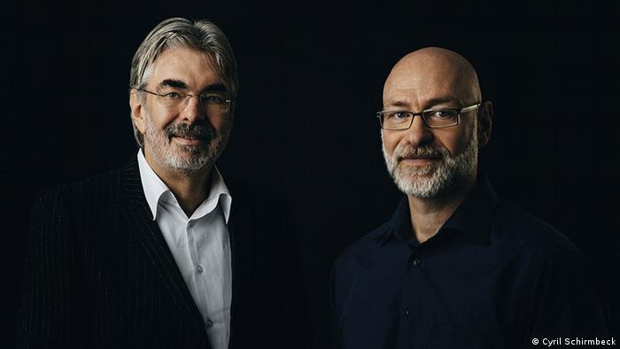 Autori Benno Köpfer i Peter Mathews