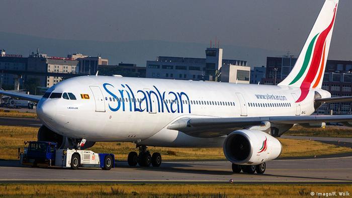 Sri Lankan Airline Airbus A323