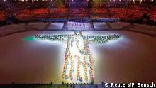 Brasilien Olympische Spiele Rio 2016 21 08 Abschlussfeier