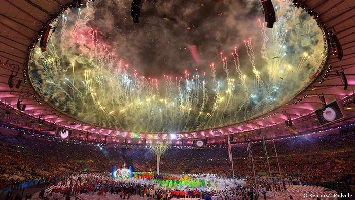 Olympia Rio 2016 Abschlusszeremonie
