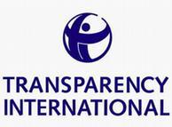 Logo da ONG Transparência Internacional