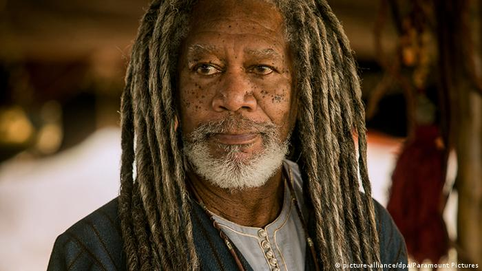 Morgan Freeman   Ben Hur (picture-alliance/dpa/Paramount Pictures)