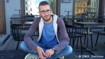 Блогер Антон Мотолько