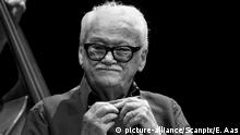 Toots Thielemans Jazz Musiker