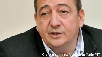 Jurnalistul Zsolt Bayer