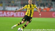Ausrüster der Bundesliga 16/17 Borussia Dortmunds Andre Schürrle