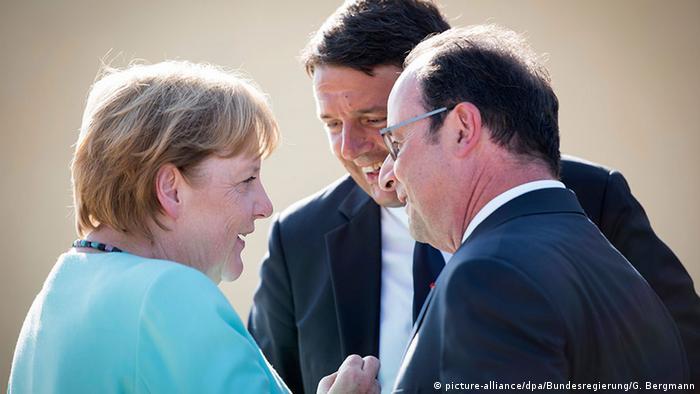 Deutschlands Kanzlerin Von A Bis Z Das Neue Merkel