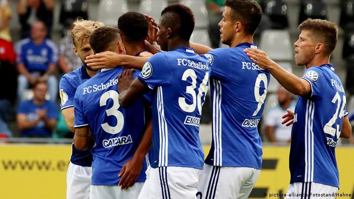 Ausrüster der Bundesliga 16/17 FC Schalke 04