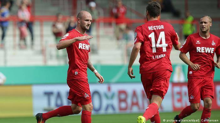 Ausrüster der Bundesliga 16/17 1. FC Köln