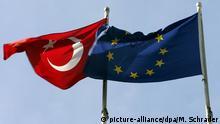 Symbolbild Beziehungen Türkei und EU
