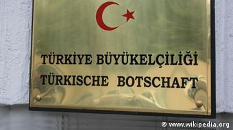 Türkische Botschaft in Wien