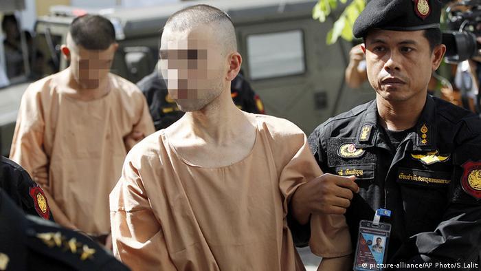 四面佛爆炸袭击案在曼谷开庭