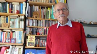 Австрійський історик Андреас Каппелер понад 40 років досліджує національні рухи у Східній Європі