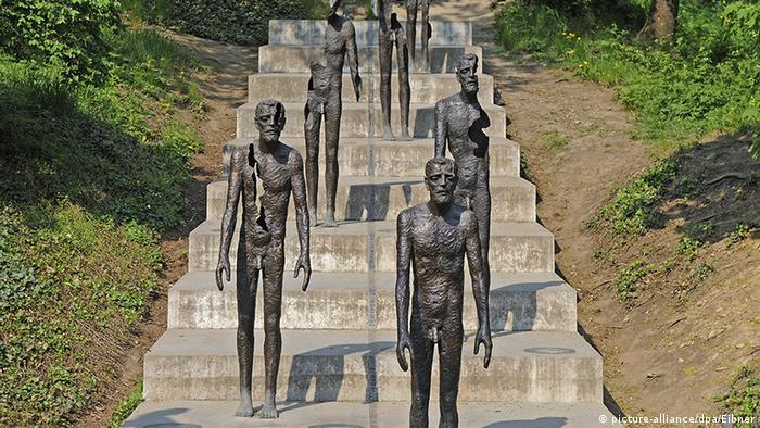 Mahnmal für die Opfer des Kommunismus in Prag Tschechische Republik Europa