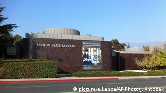 USA Norton Simon Museum in Pasadena, Kalifornien