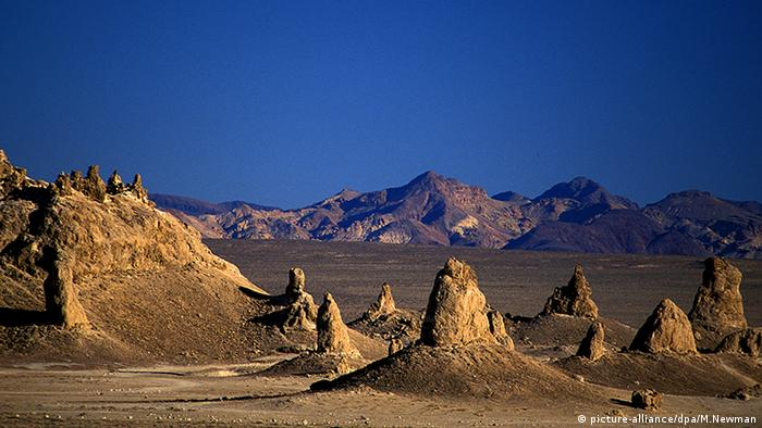 Trona Pinnacles Natural National Park