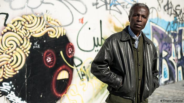 Akinbode Akinbiyi Photograf Portrait