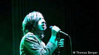 Der amerikanische Sänger Adam Green in Deutschland