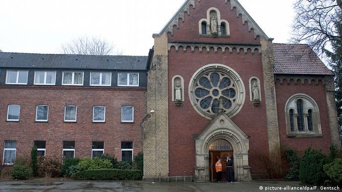 Deutschland Kapuzinerkloster in Münster