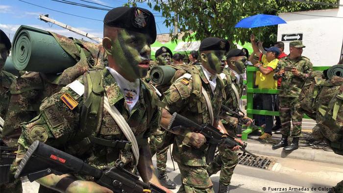Al menos doce guerrilleros del Ejército de Liberación Nacional (ELN) fueron capturados en zona rural de Montecristo, Bolívar, en donde fueron rescatados 8 menores de edad, reclutados, al parecer, a la fuerza. 02.01.2017