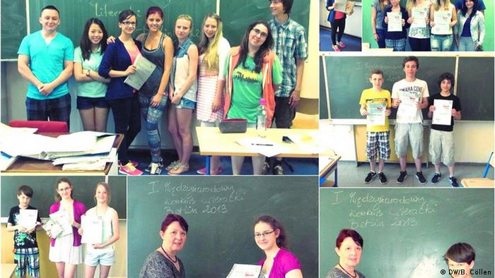 Polnischunterricht in Deutschland Literarischer Wettbewerb