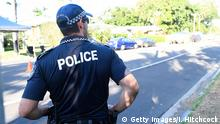 Australien Polizist in Queensland