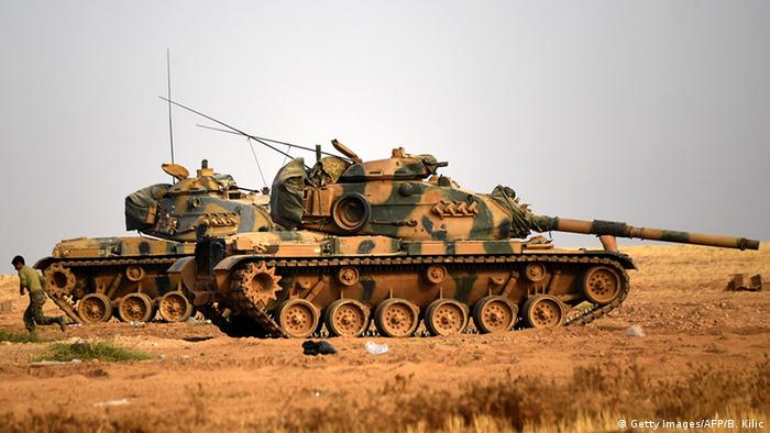 """Na Síria a Turquia """"mira"""" no """"Estado Islâmico"""", mas o alvo mesmo, são os Curdos"""
