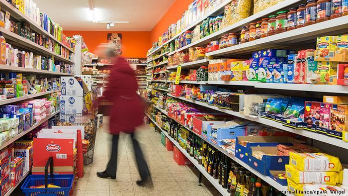Na Alemanha, quatro cadeias de supermercados dominam 85% do varejo de alimentos