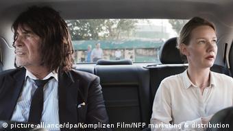 Filmstill Toni Erdmann (copyright: picture-alliance/dpa/Komplizen Film/NFP marketing & distribution)